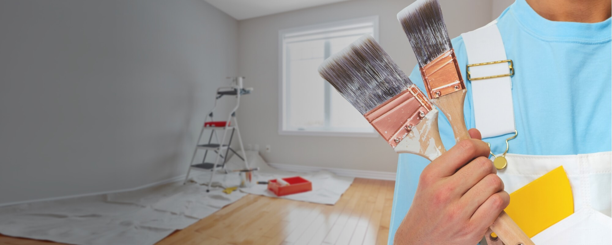 home interior and exterior painting