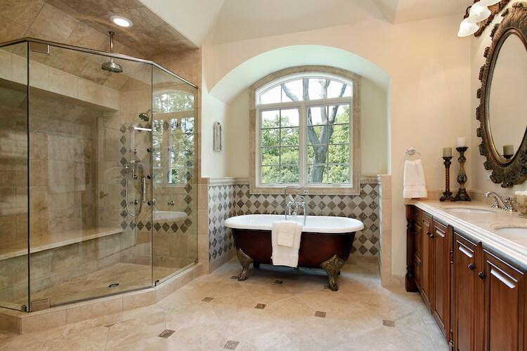 Bathroom remodeling Plano