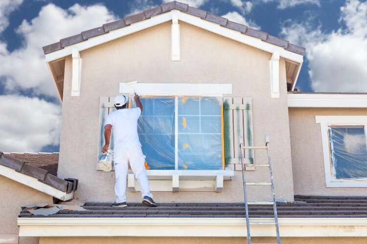 home painting experts in Plano